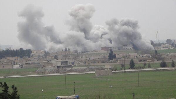 Tell Abyad, Syria - Sputnik France