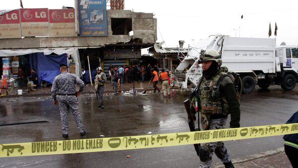 Attentat à Bagdad - Sputnik France