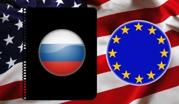 La drôle de guerre des sanctions antirusses - Sputnik France