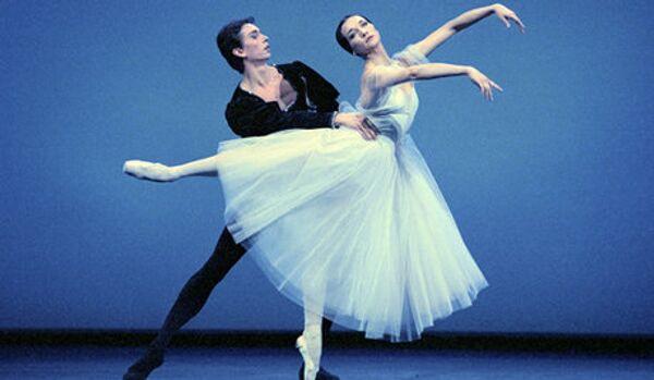 Moscou : le ballet Giselle présenté dans un parc - Sputnik France