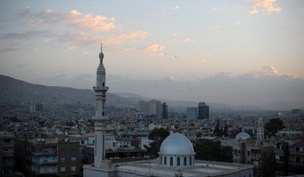 Damas : tirs de mortier près de l'ambassade russe - Sputnik France