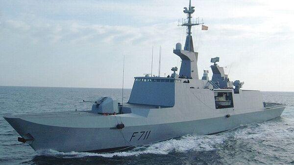 La frégate française Surcouf entre en mer Noire - Sputnik France