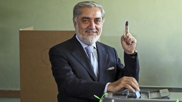 Abdullah Abdullah - Sputnik France