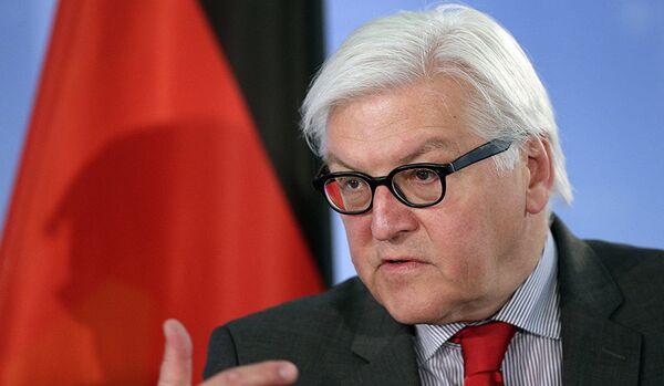 Steinmeier met en garde contre la « spirale de violence » engagée au Moyen-Orient à cause de la situation à Gaza - Sputnik France