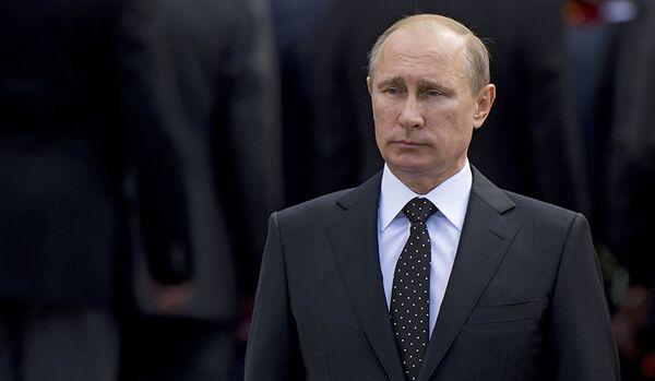 Vladimir Poutine arrive au Brésil - Sputnik France