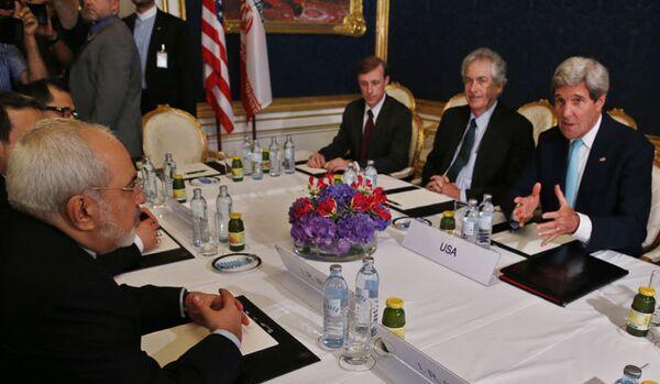 Les Six ont mis d'accord sur une position commune aux négociations avec l'Iran - Sputnik France
