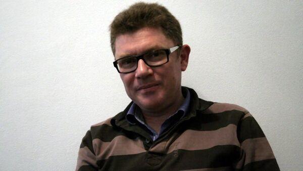 Jean-Arnaud Dérens - Sputnik France