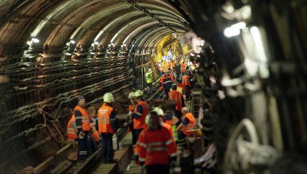 Le tribunal a arrêté un troisième suspect dans l'accident du métro de Moscou - Sputnik France