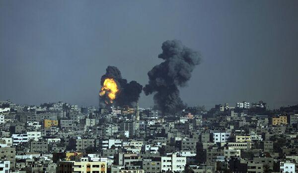 Plus de 600 morts dans la bande de Gaza - Sputnik France