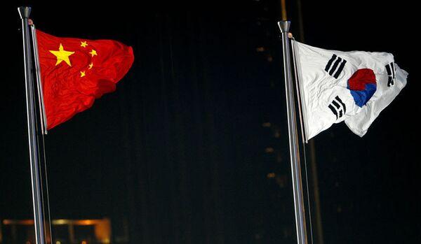 Une ligne rouge reliera les ministres de la défense de la Chine et de la Corée du Sud - Sputnik France