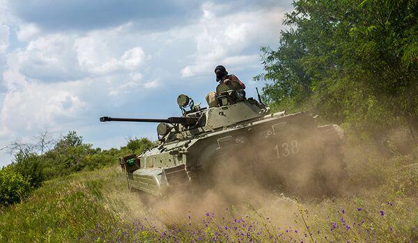 La Croix-Rouge reconnaît qu'un conflit armé a lieu en Ukraine - Sputnik France