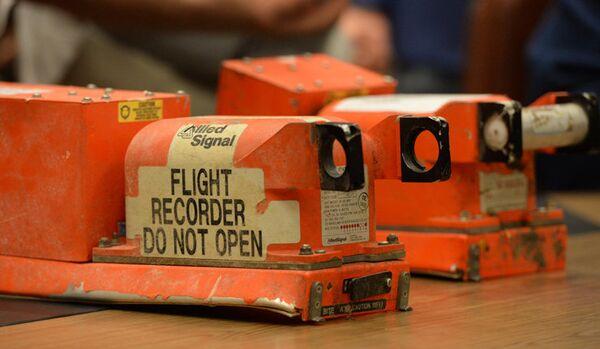 Boeing de Malaysia Airlines : les premières données extraites des boîtes noires - Sputnik France