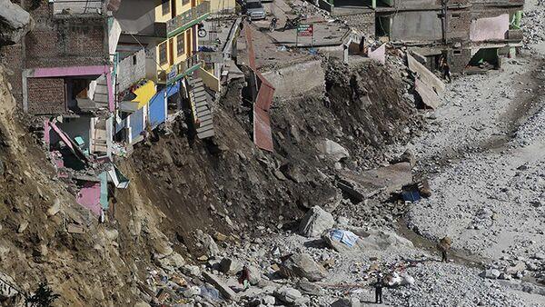 Glissement de terrain en Inde : 10 morts - Sputnik France