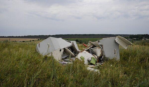 Les experts de l'OSCE et pu avoir l'accès au bagages des passagers sur le vol du Boeing - Sputnik France