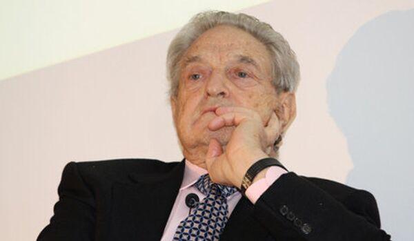 Georges Soros - Sputnik France
