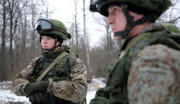 Soldat du futur russe : les équipements livrés à l'armée en octobre - Sputnik France