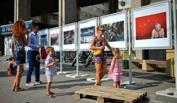 L'exposition des photos d'Andreï Stenine - Sputnik France