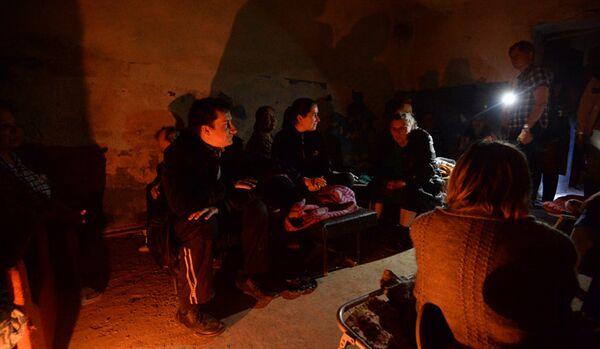 10 000 personnes se sont retrouvées sans électricité à Donetsk - Sputnik France