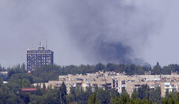 Kiev pratique le génocide contre son propre peuple - Sputnik France