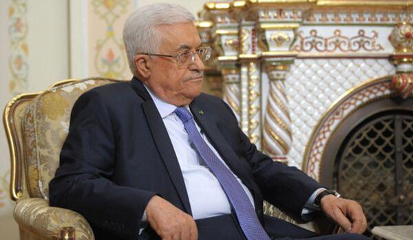 Le président palestinien a donné une haute estimation au rôle de la Russie - Sputnik France