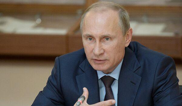 Europe: de nombreux pays veulent sortir du régime des sanctions (Poutine) - Sputnik France
