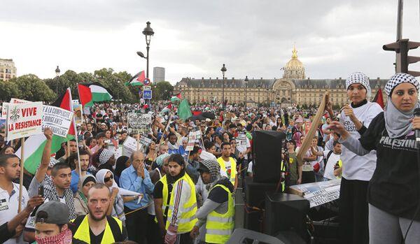 La France doit avoir une position plus ferme vis-à-vis des conflits au Proche-Orient - Sputnik France