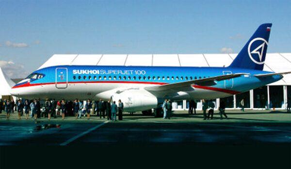 Les sanctions n'empêcheront pas la coopération internationale sur le projet de l'avion SSJ-100 (OAK) - Sputnik France