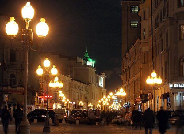 Moscou. Centre-ville. Rue Arbat - Sputnik France