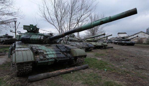 Le ministère ukrainien de la Défense va renforcer son armée avec un équipement de réserve - Sputnik France