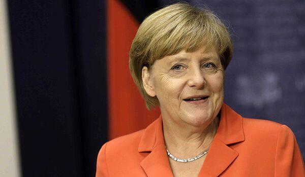 Merkel : l'Allemagne accueillira des réfugiés d'Irak - Sputnik France