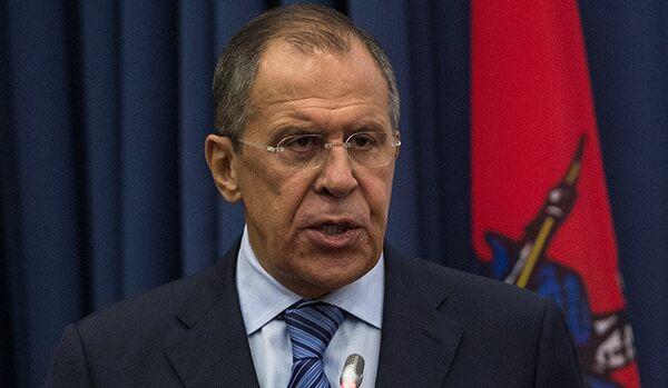G8: la Russie pas exclue, ses partenaires ont «séché» un sommet à Sotchi (Lavrov) - Sputnik France