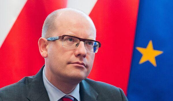Le premier ministre tchèque critique la politique de sanctions contre la Russie - Sputnik France