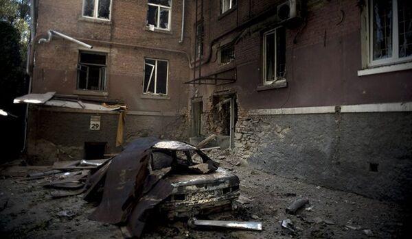 Lougansk se trouve au bord de la catastrophe humanitaire (OSCE) - Sputnik France