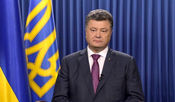 Porochenko attend le début d'un véritable processus de paix à la réunion à Minsk - Sputnik France