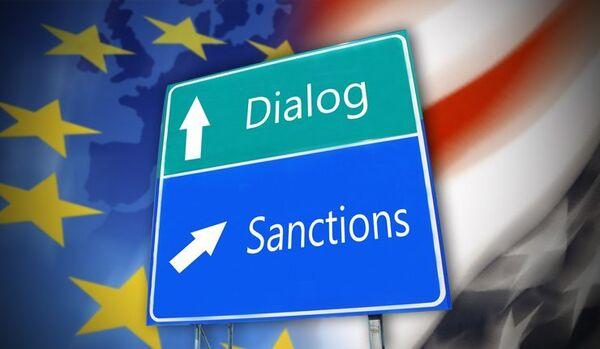 Les sanctions antirusses de l'UE : divergences d'opinions - Sputnik France