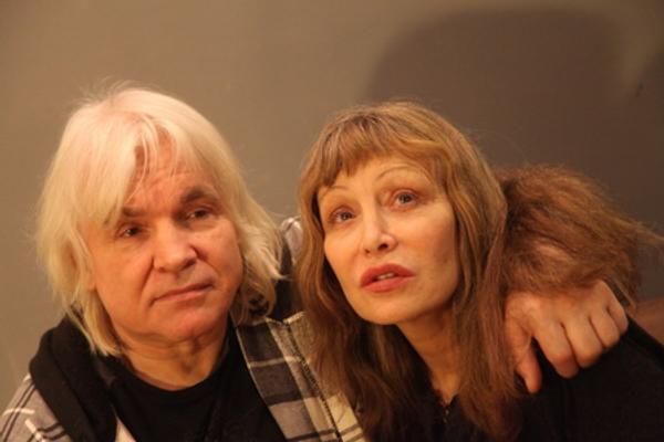 Poète Youri Yourtchenko et sa femme Dany Kogan - Sputnik France