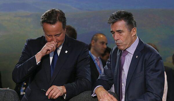 Les déclarations de l'OTAN sur Ukraine témoignent du soutien des groupes extrémistes (Moscou) - Sputnik France
