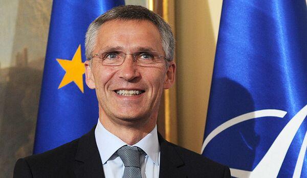 Jens Stoltenberg nouveau secrétaire général de l'OTAN - Sputnik France