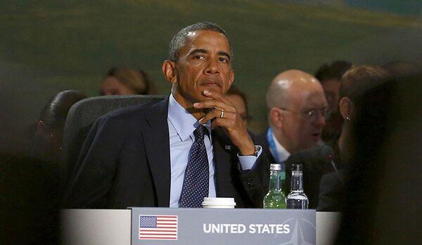 Les sanctions contre la Russie pourraient être levées (Obama) - Sputnik France