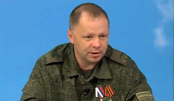 Donetsk : si Kiev organise de nouvelles provocations, la milice populaire ouvrira le feu - Sputnik France