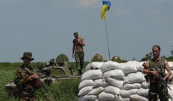 Kiev donne son estimation du nombre de militaires tués à Donbass - Sputnik France