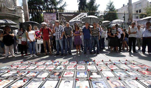 Istanbul : la police a dispersé une manifestation avec des gaz lacrymogènes - Sputnik France