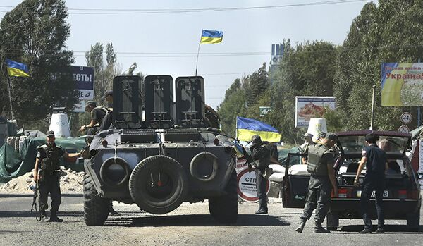 Les USA ne proposaient pas de l'aide à l'Ukraine sous la forme d'armes - Sputnik France