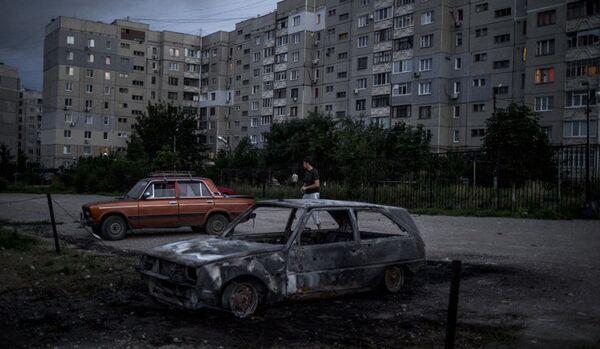Lougansk reconstruit son infrastructure après les bombardements - Sputnik France