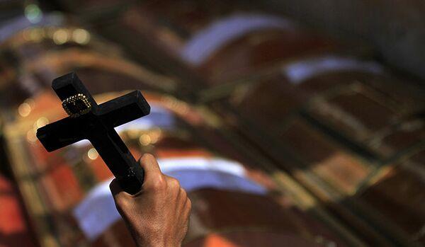 Chrétiens du Proche-Orient : des données statistiques alarmantes - Sputnik France