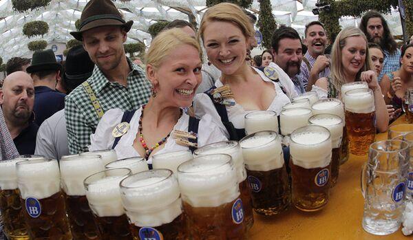 Coup d'envoi de l'Oktoberfest de Munich - Sputnik France