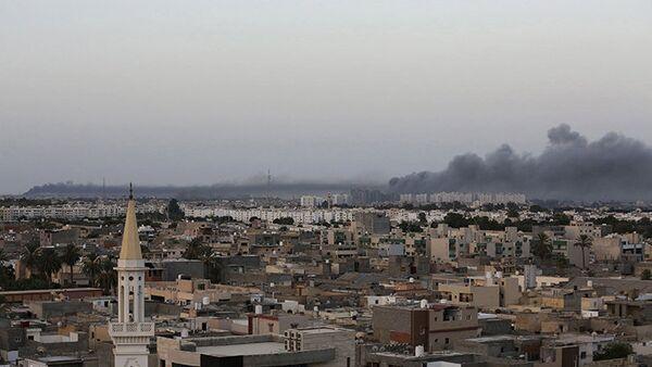 Les terroristes chassés de plusieurs ministères libyens à Tripoli - Sputnik France