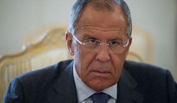 La crise du système de sécurité européen n'est pas liée à la crise ukrainienne (Lavrov) - Sputnik France