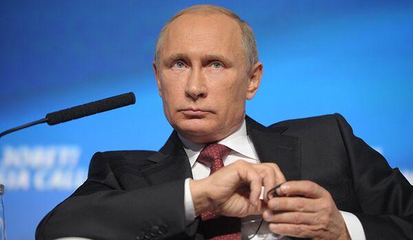 Chine: Poutine au top niveau des leaders étrangers (médias) - Sputnik France