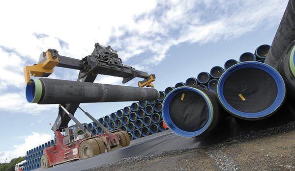 Le projet South Stream se réalise, malgré les difficultés - Sputnik France